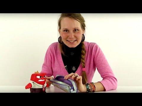 Видео для детей - Гнев из Головоломки