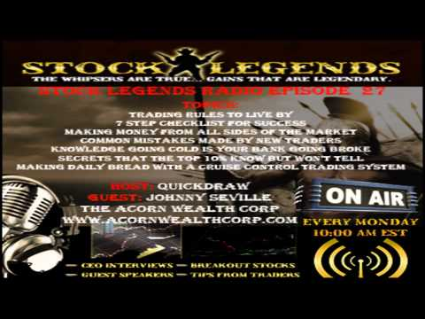 Stock Legends Radio Episode 27