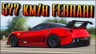 The NEW +510km/h Speed Demon! | Forza Horizon 4 | Fastest & Best Handling Car
