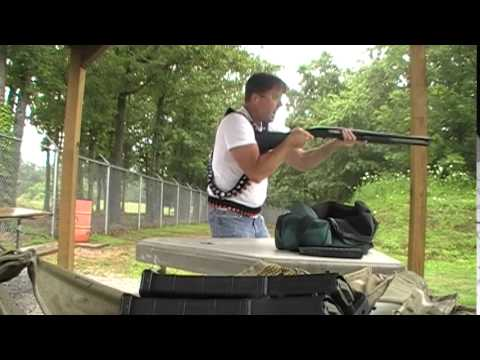 Mossberg Maverick 88 Combat Loading