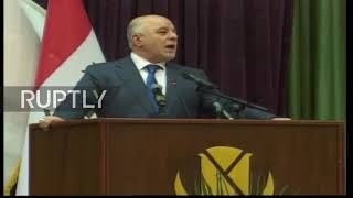 Iraq: Iraqi PM declares war against IS over