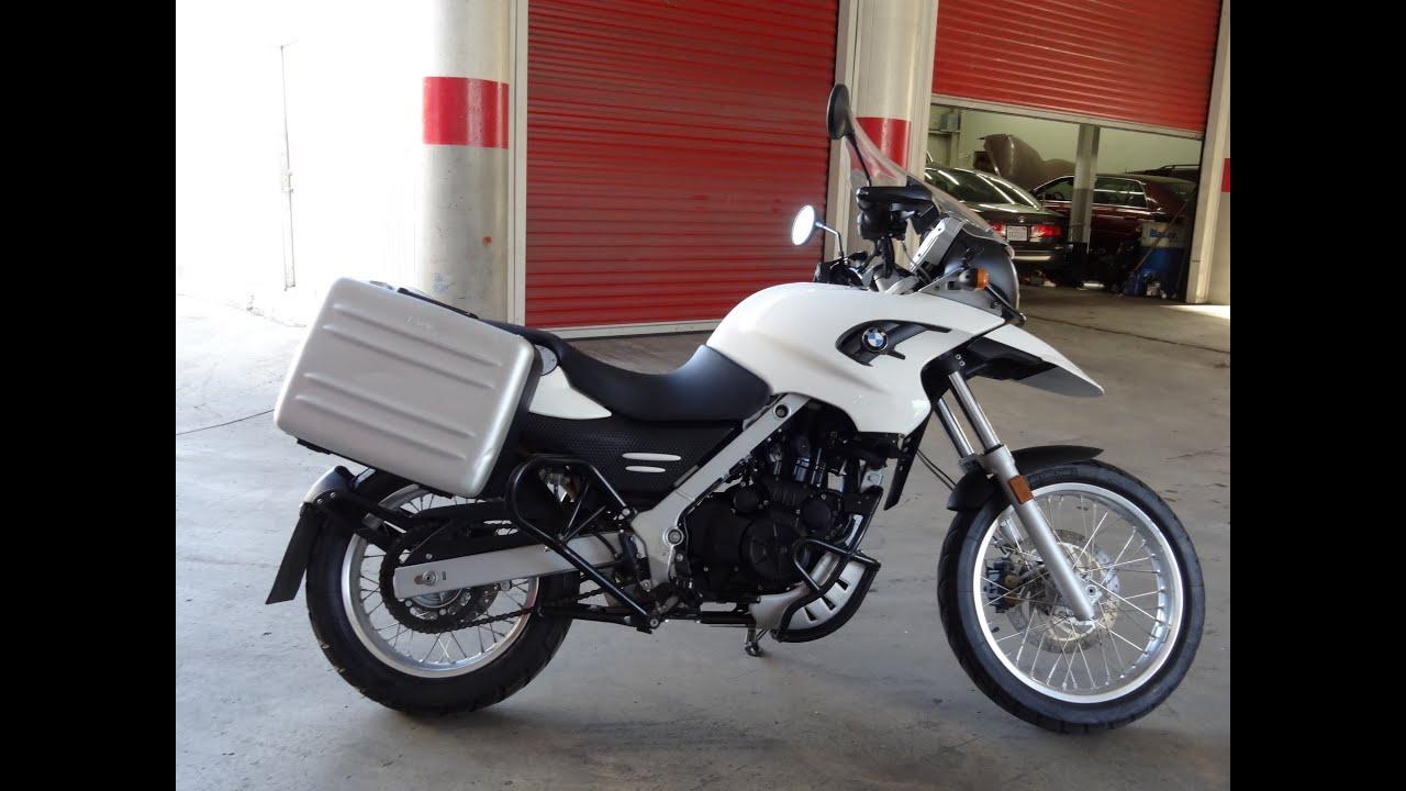 Enduro R For Sale >> BMW G650GS-P Motorad G650GS Police Motors Bike Motorcycle Enduro GSP For Sale 1 Owner 625 Miles ...