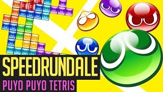 Puyo Puyo Tetris (Story-Mode) Speedrun in 1:28:01 von 360Chrism | Speedrundale
