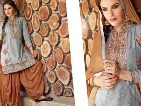 Patiala House Cambric Suit