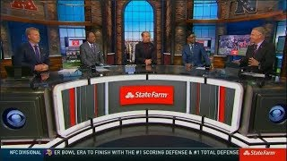 Steelers vs Jaguars Post Game Show 2018 AFC Divisional Round | Jan 14, 2018