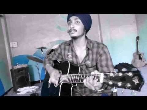 khali salam dua cover on guitar