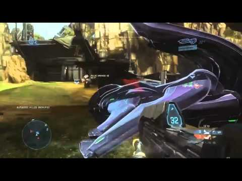 """Halo 4"" Gameplay - See You At MLG Dallas"