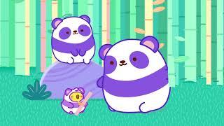 Molang & PiuPiu - Jungle Pets | #MyBestPets - Cartoon for kids