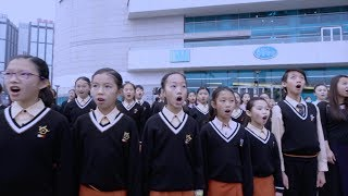 China's national anthem: A melody of unifying power that resonates through HK as violence divides