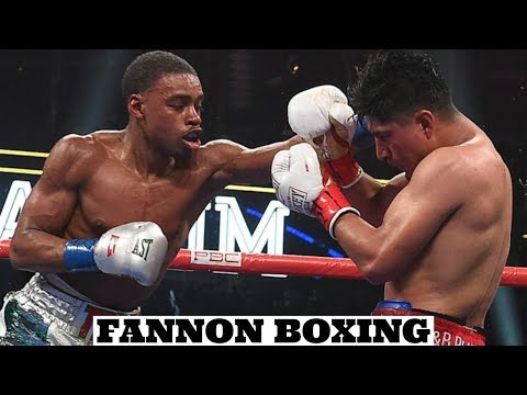 ERROL SPENCE DOMINATES MIKEY GARCIA IN ONE-SIDED BOXING LESSON | 47,525 IN ATTEND IN DALLAS