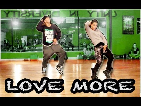 Love More - chrisbrown Dance | mattsteffanina Choreography Ft nickiminaj » Hip Hop Dance Video video