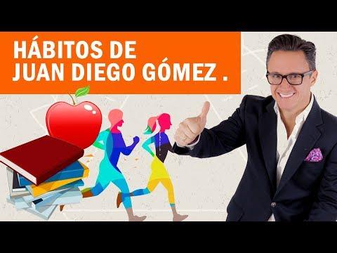 Los Hábitos de Juan Diego Gómez G.
