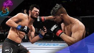 ✅ САМОЕ ВРЕМЯ СЛИВАТЬ СТАТУ! | ТОП 10 EA SPORTS UFC 3 ULTIMATE TEAM / RANKED