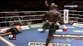 Мэлвин Манхоев | Melvin Marvelous Manhoef Highlight