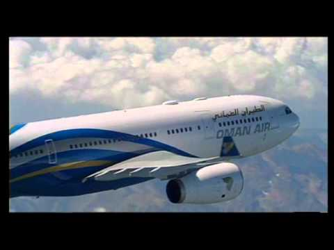 The future of air transport : Oman Air A330-300