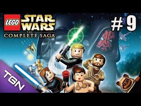 Lego Star Wars La Saga Completa - La Venganza de los Sith - Capitulo 9 - HD 720p
