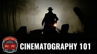 Cinematography 101: What is Cinematography?