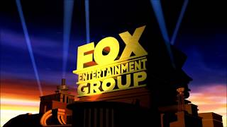 Fox Entertainment Group Logo 1994 Remake (With the 20th Century Fox Fanfare A minor)