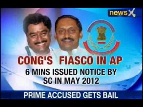 AP: 2 tainted ministers resign, CM yet to act