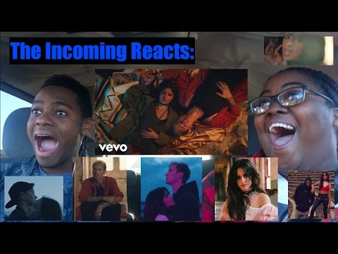 BAD THINGS MUSIC VIDEO REACTION!