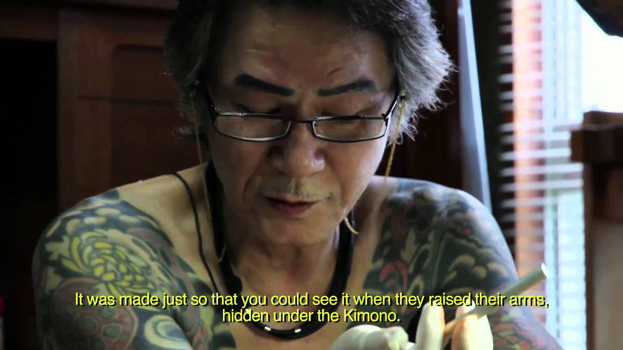 Yakuza Leader Tattoo Yakuza Tattoo Artist Explains