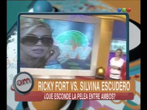 Ricardo Fort vs. Silvina Escudero - AM