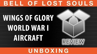 video BoLS unboxes a batch of aircraft for Wings of Glory from Ares Games! Check them out online below: www.aresgames.eu Host: AdamHarry www.belloflostsouls.net Music: Ride of the Valkyries...