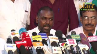 Raghava Lawrence Press Meet Regards Farmers