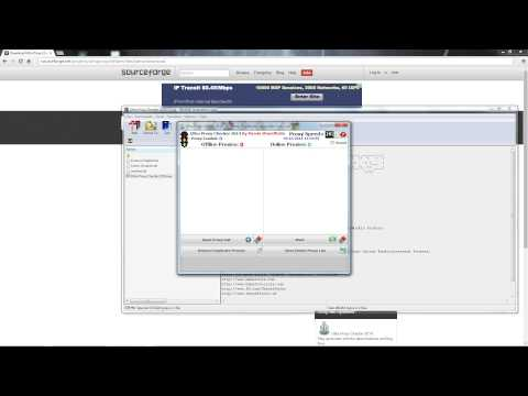 Free Proxy Checker [October 2014] [Download]