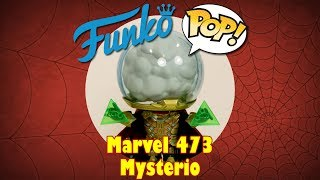 Spider-Man Far From Home Mysterio Funko Pop unboxing (Marvel 473)