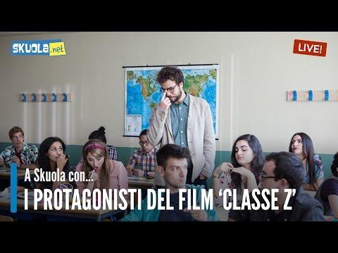 I protagonisti di 'Classe Z' ospita alla Skuola Tv
