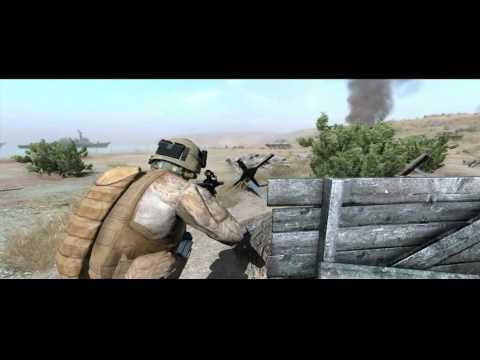 (Beach Assault) Large AI custom battles - ArmA 2