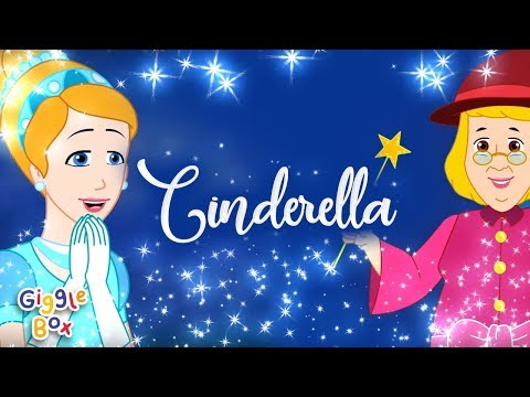 Cinderella | Fairy Tales | Gigglebox