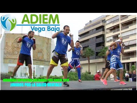 Body Combat 62 Pro Adiem - Warming Up video