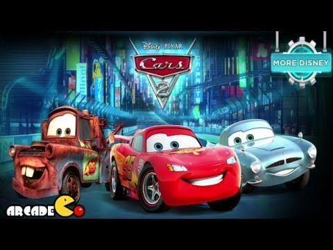 Disney World Of Cars Online Game
