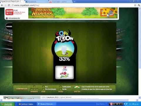 Como registrarse para Copa Toon 2011