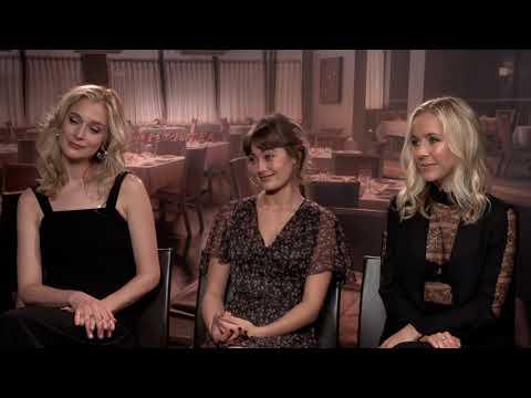 Stephanie Danler, Ella Purnell, Caitlin FitzGerald Talk Starz' Sweetbitter