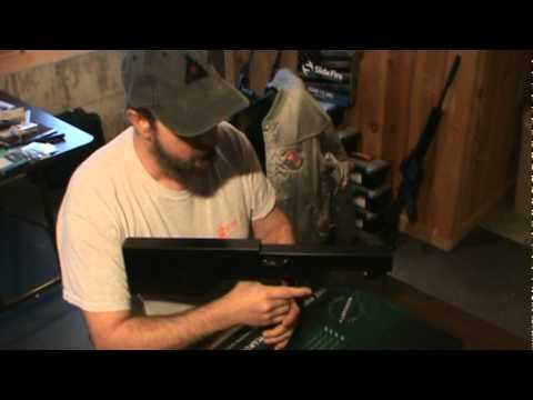 RoboCop II Folding Submachine Gun - The Next Generation