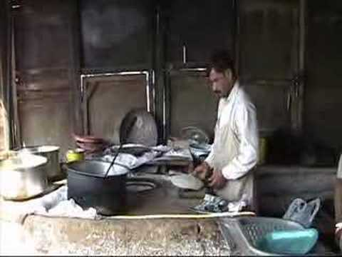 BREAD MAKING IN JALALPUR SHARIF, JHELUM - FAROOQ HASNAT