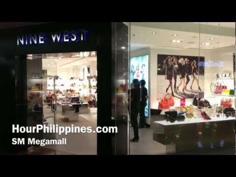 Nine West Sale SM Megamall Philippines by HourPhilippines.com