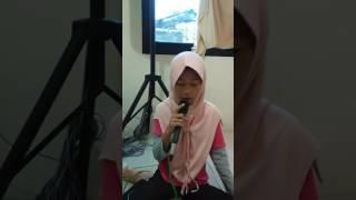 Aca belajar baca Al Qur'an