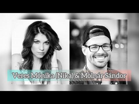 Veres Mónika Nika & Molnár Sándor - Beauty and the Beast (Cover)