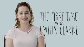 Emilia Clarke On First Time Acting With a Dragon, Got Drunk