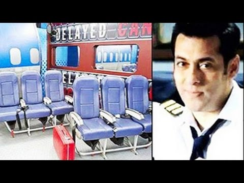 Bigg Boss 8 Revamped House PHOTOS OUT | Pilot Salman Khan to FLY!