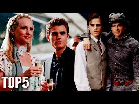 5 Things That Should Happen In the Vampire Diaries Season 6 video