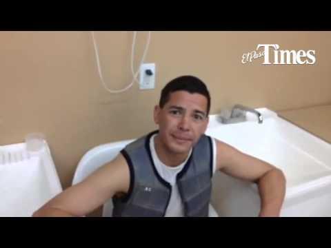 Veteran quarter horse jockey Jose Badilla Jr. talks about returning to riding after long absence
