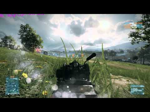 BF3 ultra settings on GTX 460