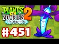 Plants vs. Zombies 2: It's About Time - Gameplay Walkthrough Part 451 - Nightshade! (iOS)