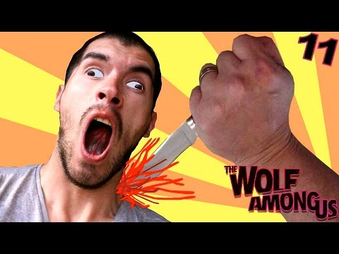 EL ASESINO ES... | The Wolf Among Us (11) - JuegaGerman