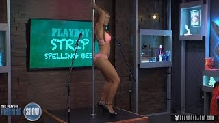 Strip Spelling Bee | The Playboy Morning Show